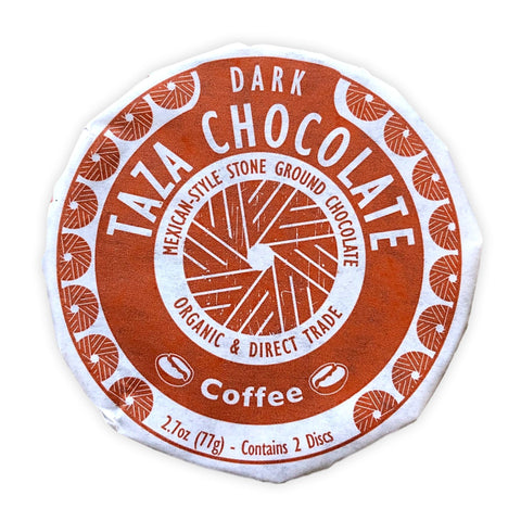 COFFEE MEXICAN CHOCOLATE DISCS