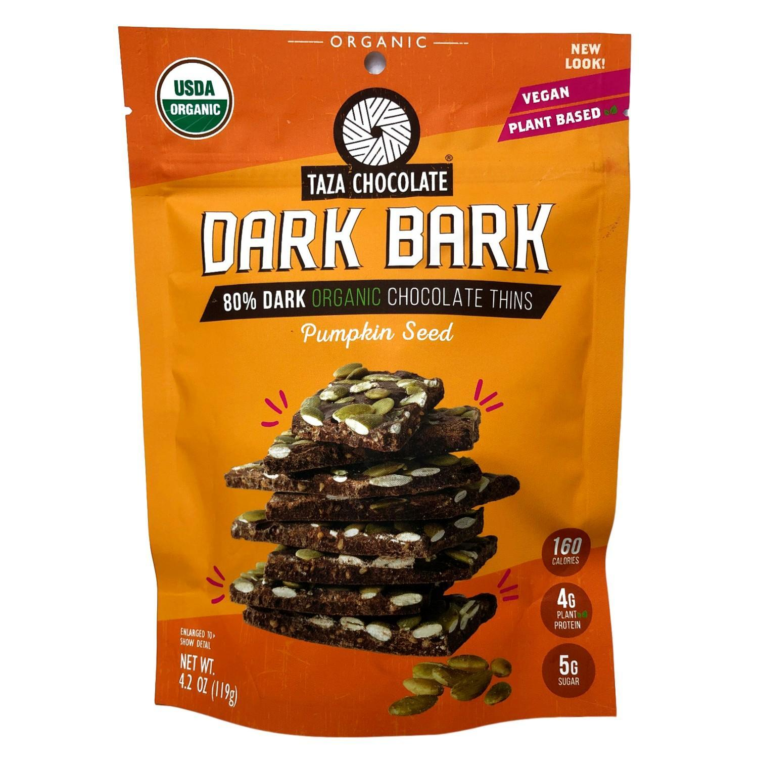 DARK BARK CHOCOLATE