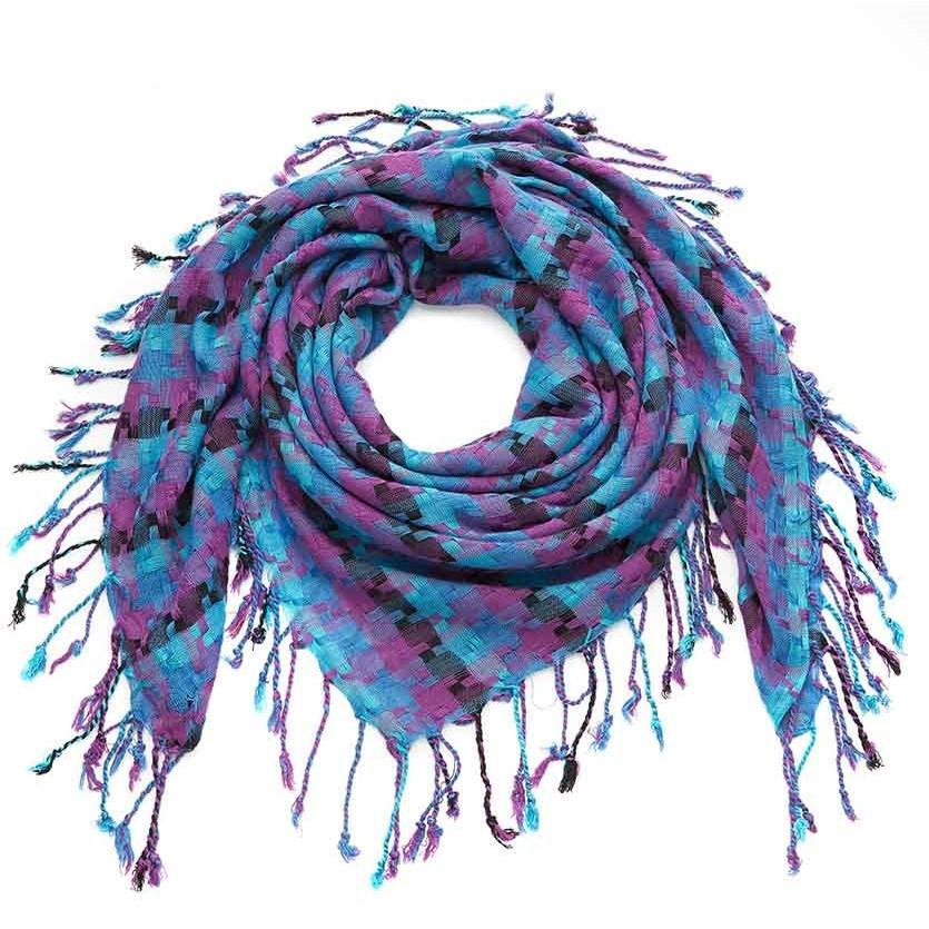 SQUARE RIBBON SCARF