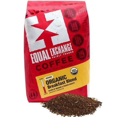 BREAKFAST BLEND GROUND COFFEE