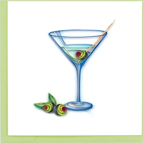 GIN MARTINI CARD