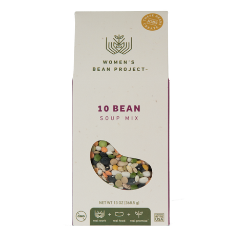 TONI'S 10 BEAN SOUP MIX