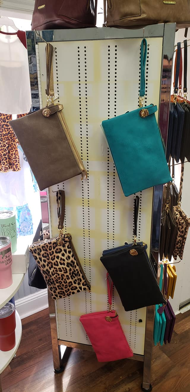Side Lock Purses