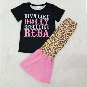Diva Kids boutique Outfit