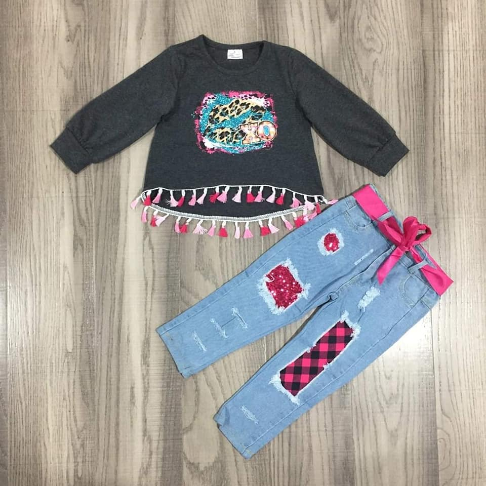 Xo Jeans Kids boutique Outfit