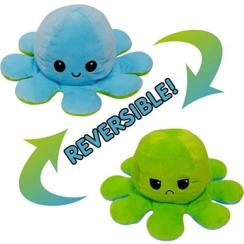 Reversible Octopus Toys