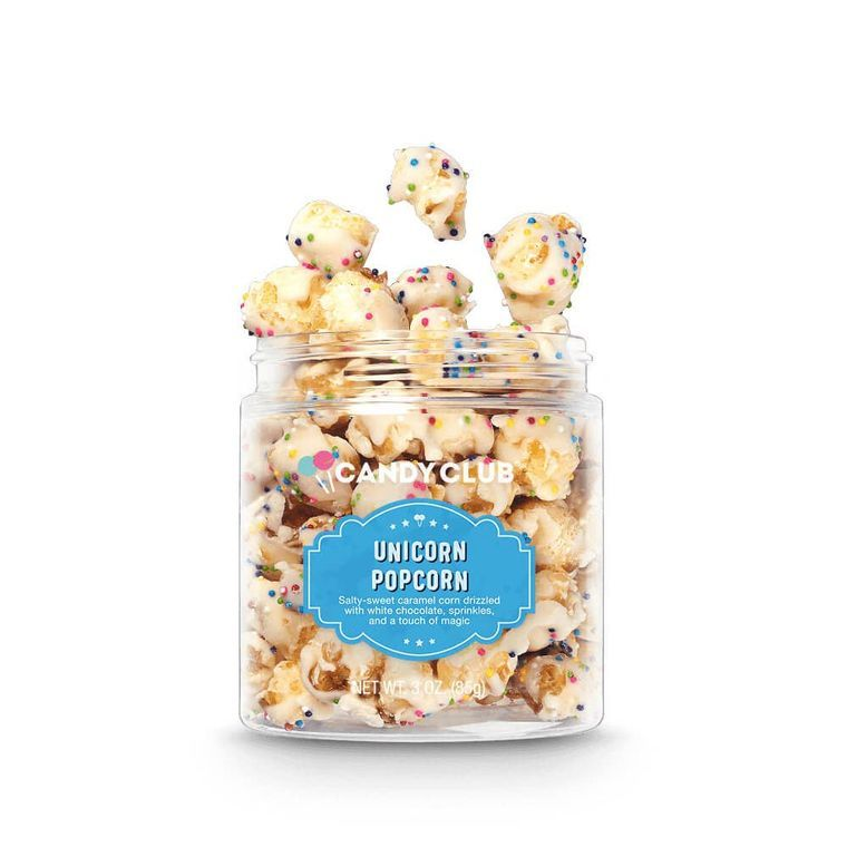 Candy Club Unicorn Popcorn