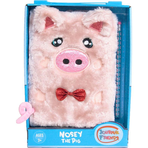 Nosey the pig journal