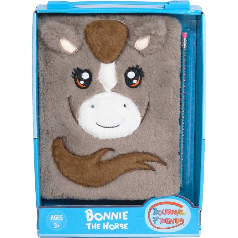 Bonnie the horse journal