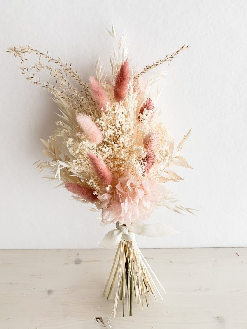 Medium Dried Flower Bouquet