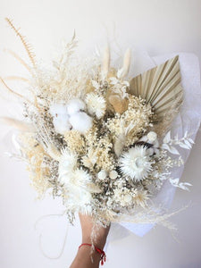 Large Dried Flower Bouquet
