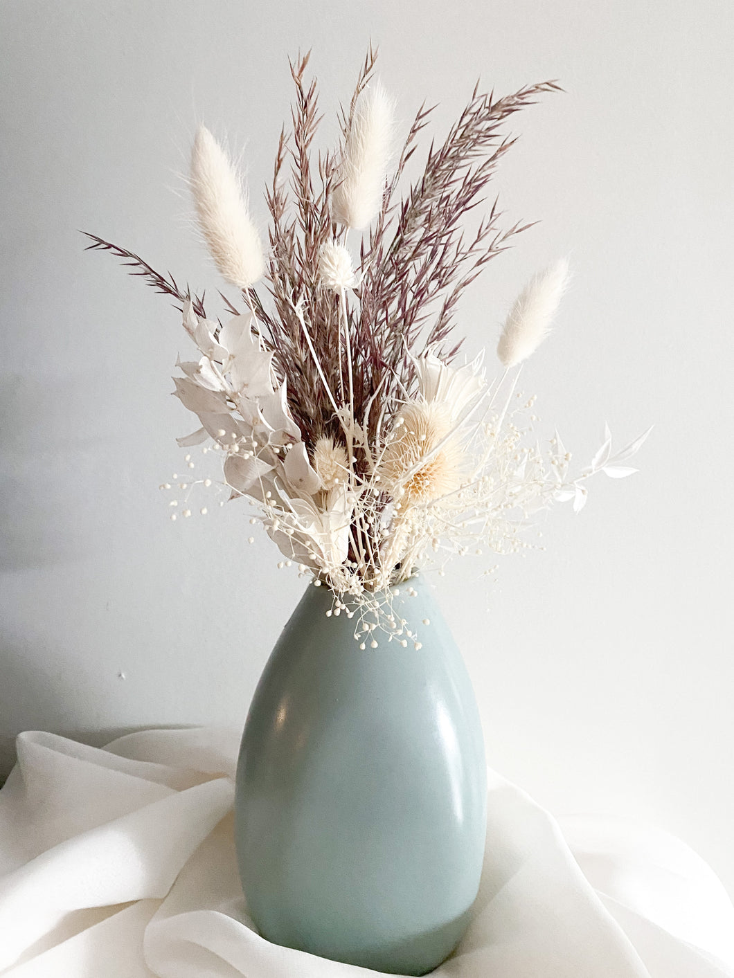 The Robin Egg Vase