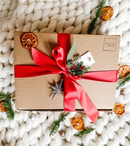 The Small Holiday Gift Box