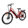 "Eunorau The 26"" City Model E-TORQUE E-Bike"