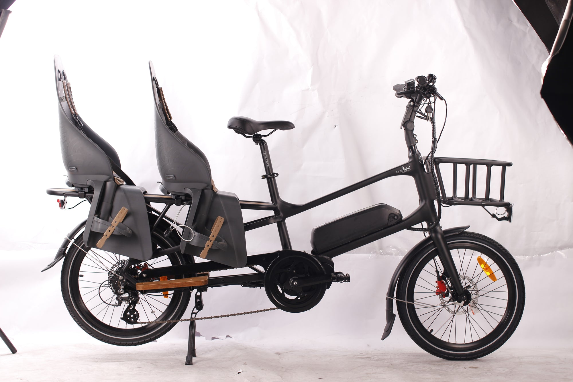GreeBike Electric Cargo bike - Best Utility & Cargo Ebike