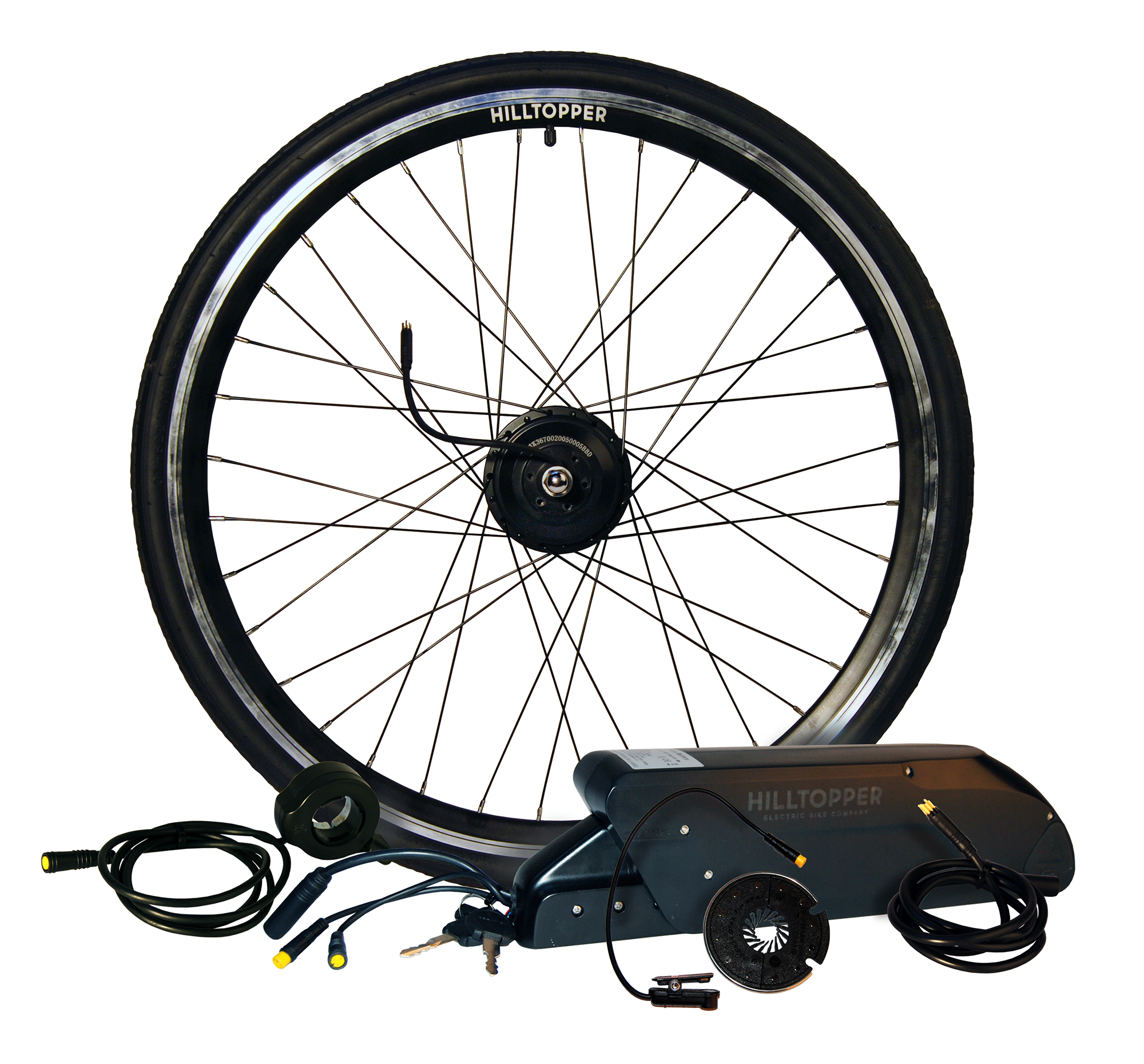Hilltopper Horizon Electric Bike Kit
