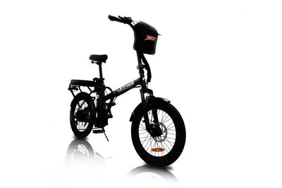 GreenBike Electric Jager Dune