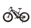Rocky Road Fat Tire 48V 17 Ah Black