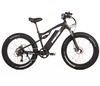 Rocky Road Fat Tire 48V 10.4 Ah Black