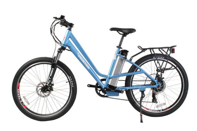 Trail Climber Elite 36V Baby Blue