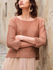 Simple Loose Pullover