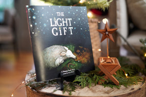 2 for 1 - The Light Gift - A Messiah Manger Storybook