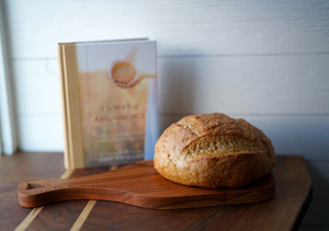 "Bread Board - ""I Am The Bread of Life"""
