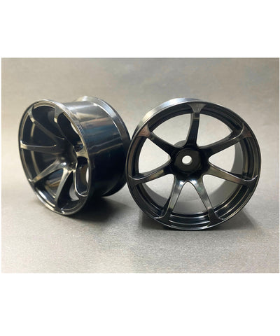 Integra AVS Model T7 Wheel Offset 9 Black Super High Traction