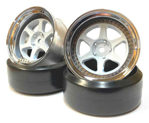 LAB Work Meister L1 Wheel Offset 8 Matte Snow (2)