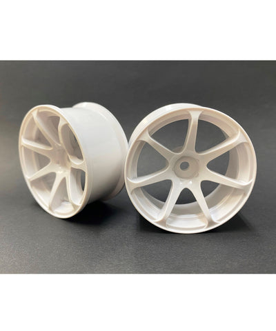 Integra AVS Model T7 Wheel Offset 6 White