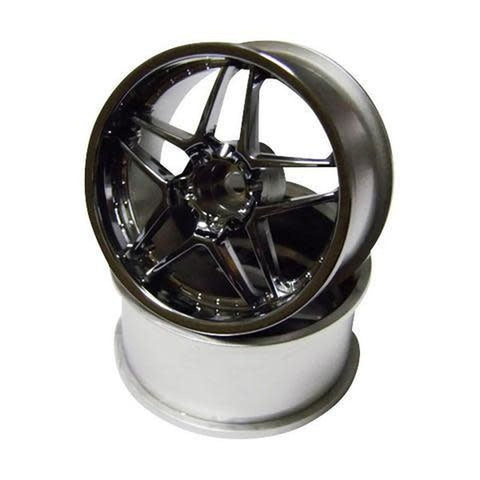 Topline Blitz BRW03 Wheel Offset 7 Matte Chrome