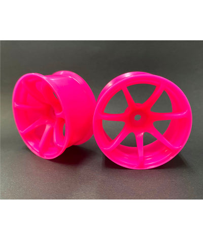 Integra AVS Model T7 Wheel Offset 5 Pink High Traction