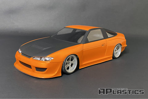 Aplastics Nissan Sileighty S15 (S15/3) Strawberry Face