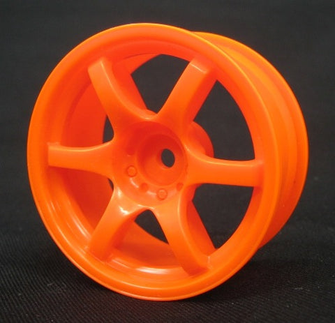 Mikuni Gram Light 57D Offset 3 Flourescent Orange