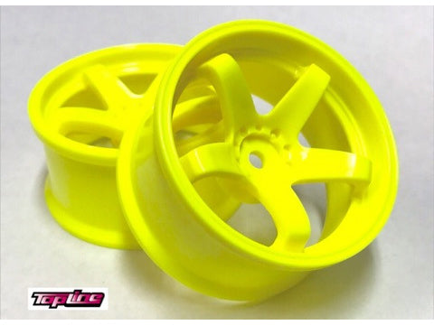 Topline N Model Ver.3 Offset 6 Yellow (2)