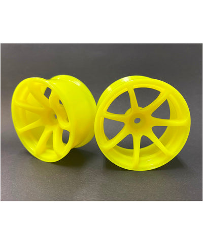 Integra AVS Model T7 Wheel Offset 5 Yellow High Traction