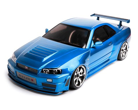 MST RMX 2.0 RTR Drift Car w/ Nissan R34 GT-R Body (Blue)