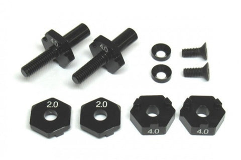 ReveD ASL Front Axle Set