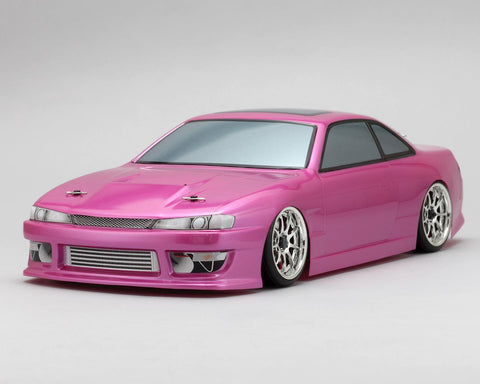 Yokomo 460POWER S14 Silvia Body