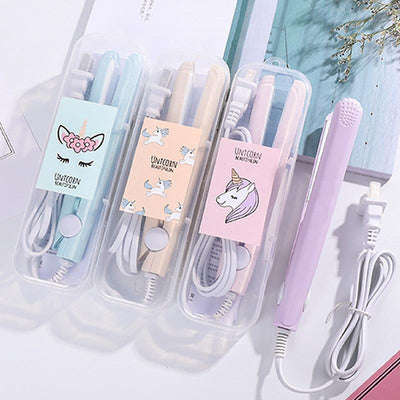 Portable Mini Hair Straightener