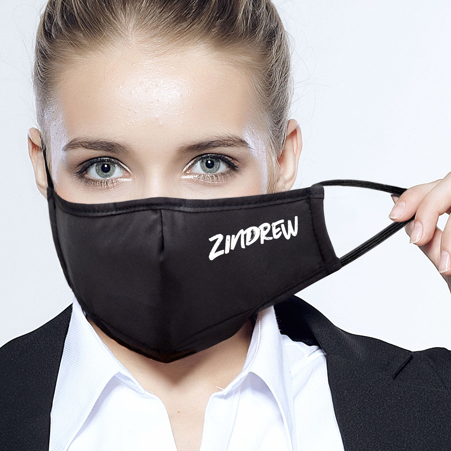 Zindrew Face Mask w/ Filter
