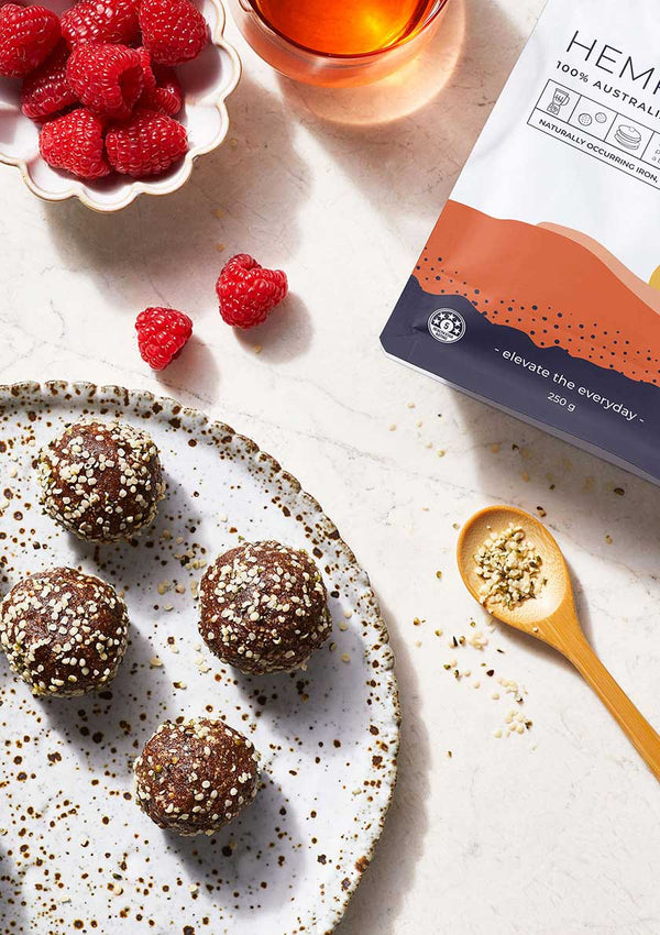 Hemp Bliss Balls
