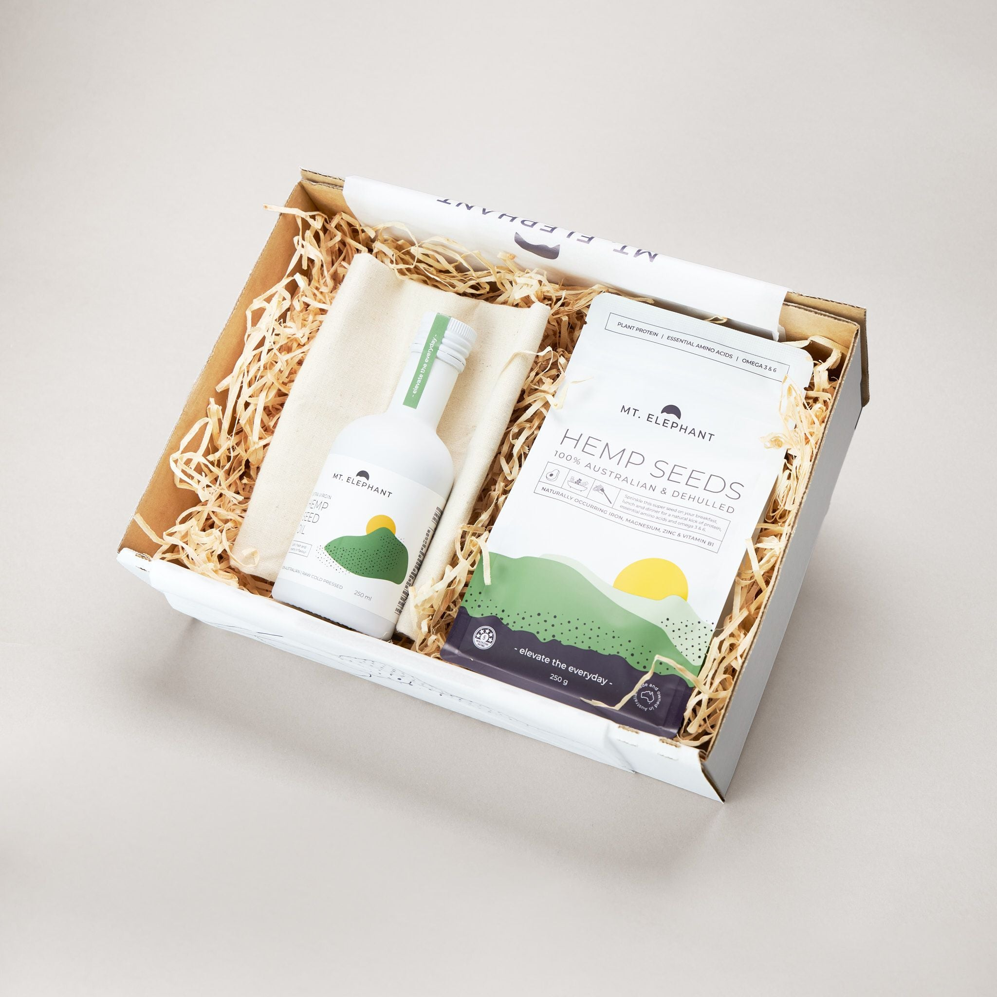 Naturally Nourishing Gift Pack