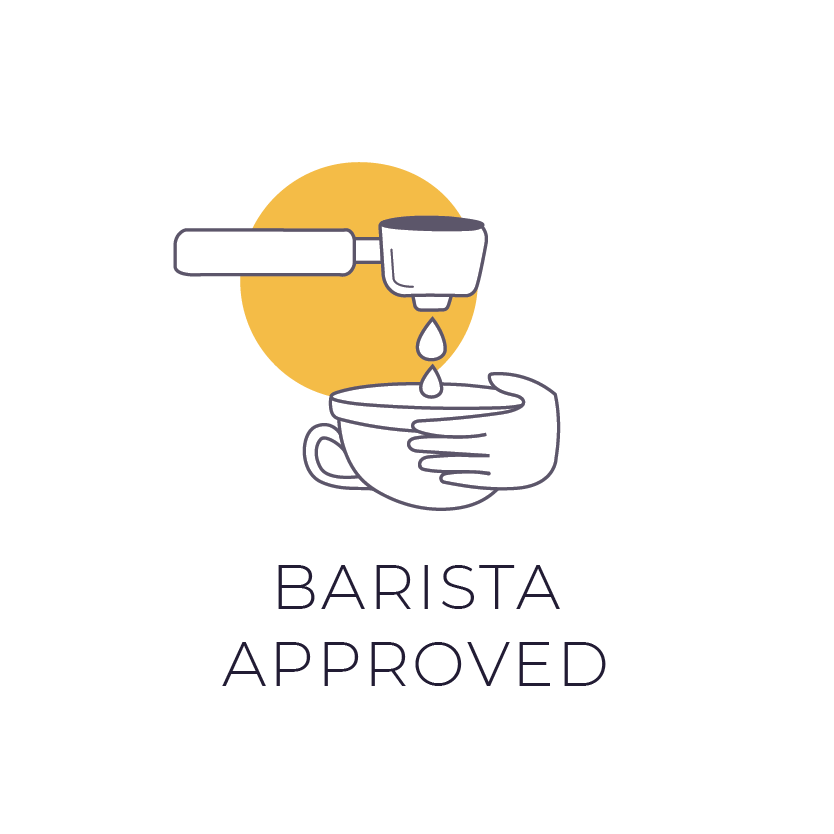 Barista Approved