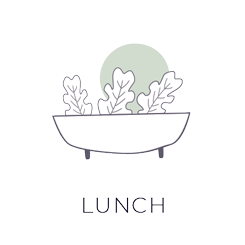 Lunch Illustration Light