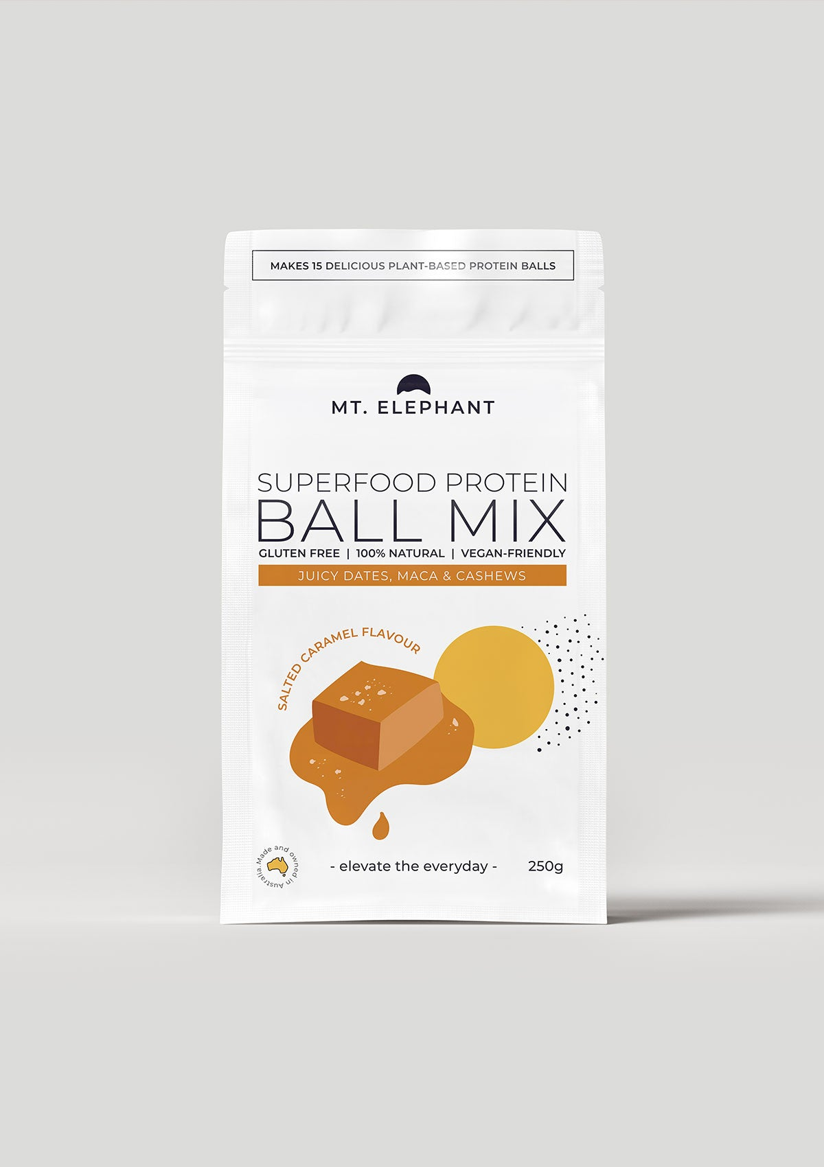 Salted Caramel Protein Ball Mix - 250g
