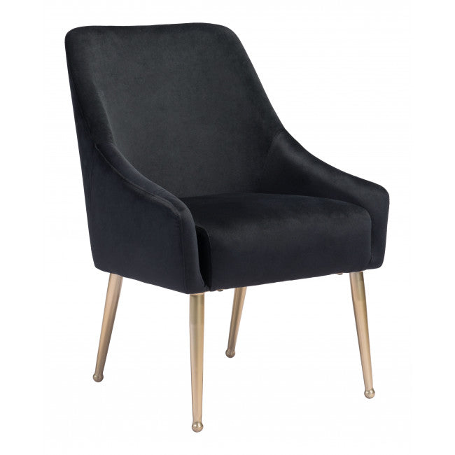 Mira Dining Chair Black