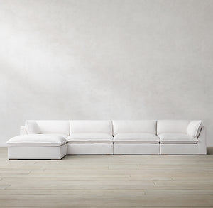 COVE MODULAR SOFA CHAISE SECTIONAL