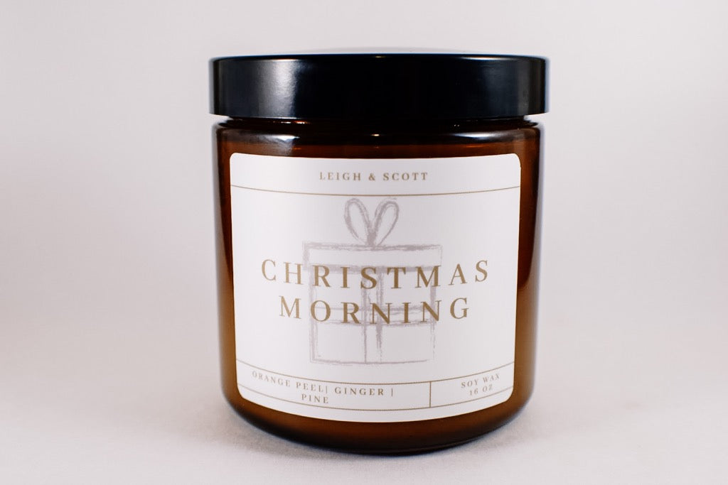 Christmas Morning | 16 oz