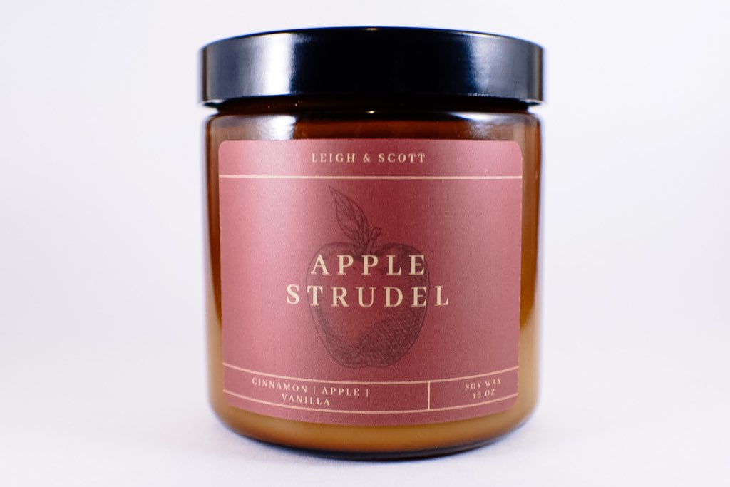Apple Strudel | 16 oz